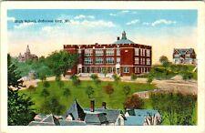 Jefferson City, Missouri, High School, Postcard