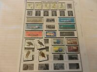 Lot of 78 East Germany Stamps, 1950-1970s Workers, Birds, Planes, Art, More