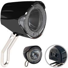 Union Scheinwerfer 20 Lux LED für Nabendynamo mit Schalter