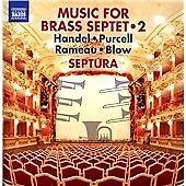 Music for Brass, Septet, Vol 2, Septura CD | 0747313338672 | New