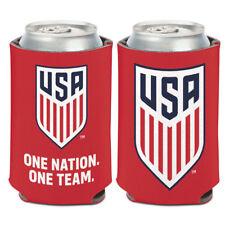 US Soccer National Team Can Cooler 12 oz. Koozie