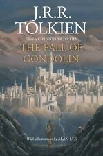 Fall of Gondolin. Christopher Tolkien. Fist edition. Signed Alan Lee