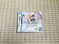 Final Fantasy Crystal Chronicles Ring of Fates für DS Lite DSi DS *OVP*