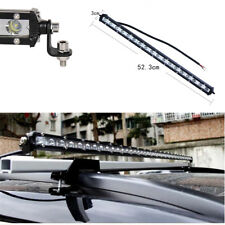"54W 19"" 9-30V LED Work&Roof&Sense Slim Light Bar for Off-road Vehicle Jeep SUV"