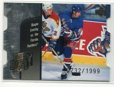 1998-99 Upper Deck Year of the Great One Quantum 1 12 Wayne Gretzky 732/1999