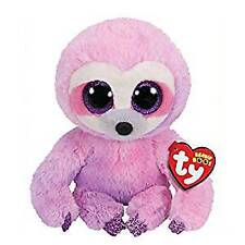 Ty 36287 Beanie Boos 15 Cm Cuddly Toy Pink