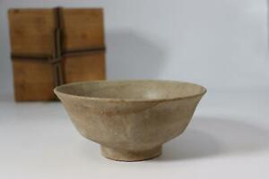 Korean Antique bowl Katade chawan pottery PCP80