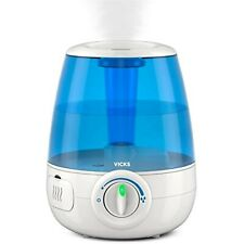 Vicks Filter-Free Ultrasonic Visible Cool Mist Humidifier for Medium Rooms