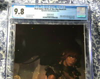 Red Sonja #1 CGC 9.8 Parel Exclusive Virgin Variant Limited to 500 copies RARE