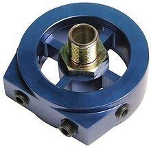 Raccordo filtro olio temperatura e pressione olio 3/4 x 16 UNF 10104