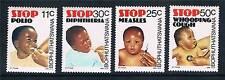 Bophuthatswana 1985 Health SG 154/7 MNH