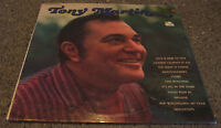 "Tony Martin ""Self-Titled"" SEALED NM AUDIO FIDELITY LP #AFSD-6200"