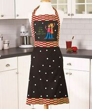 BLOODY MARY APRON ~ EAT, DRINK AND BE BLOODY MARY ~ FUN TIME ~ GIFT IDEA ~NIP