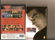 TEKKEN TAG TOURNAMENT PLAYSTATION 2 PS2 PS 2 FIGHTING