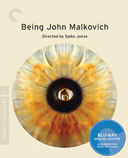 Being John Malkovich (The Criterion Collection) [Blu-ray] New Dvd! Ships Fast!