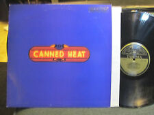 CANNED HEAT The Human Condition 1979 TAKOMA BLUES ROCK LP PROMO tak7066 rare!!