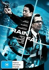 Rain Fall (DVD) Crime THRILLER [Region 4] NEW/SEALED Into the darkness of Tokyo