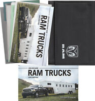 2018 Ram Truck User Guide with Case Pamphlets 1500 2500 3500 Pickup Owner Manual