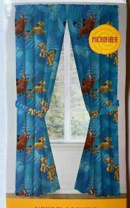 Disney The Lion King Window Curtains Panels Drapes