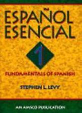 Espanol Esencial: Book 3, , Good Book