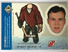 Martin Brodeur 1998-99 UD Choice Mini Bobbing Head #BH7 - New Jersey Devils