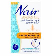 Nair Sensitive Formula Facial Brush-On 50ml
