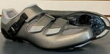 NIB Specialized ELITE ROAD Cycling Shoes, Titanium Color, Size 46, NEW!