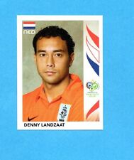 PANINI-GERMANY 2006-Figurina n.236- LANDZAAT - OLANDA -NEW BLACK