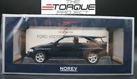Ford Escort RS Cosworth 1992 1/18 Scale by Norev NOV182777