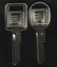 Buick OEM E H Key Blanks