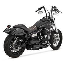 Auspuffanlage Vance&Hines Harley Davidson Dyna 2-2 GRENADES Schw. Bj.06-15