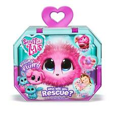 Little Live Scruff-A-Luvs Rescue Mystery Pets Pink Pet (Cat, Dog or Rabbit) NEW