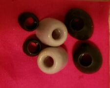 Earbud headphone silicone replacements - six pack assorted sizes
