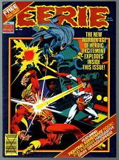 EERIE Magazine #134 Color Comic Insert Warren 1982