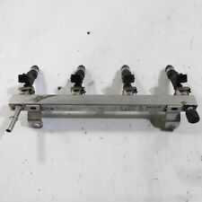 2012 VAUXHALL OPEL ASTRA 1.4 16V FUEL RAIL & PETROL INJECTORS 55562258