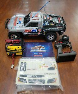 2009 Traxxas Slash 5805 1/10 2WD Radio Control Truck