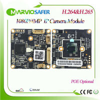 4MP 1080P IP POE Network Camera Module Upgrade Your CCTV Security System Onvif
