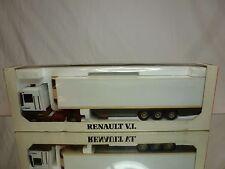 ELIGOR RENAULT AE 500 MAGNUM CARGO FRIGO - WHITE 1:43 - GOOD IN BOX