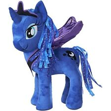 My Little Pony Princess Luna Plush Toy with Fluttering Wings