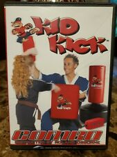 Kid Kick Combo Roland Osborne Dvd Go Warrior Red Dragon Karate judo Akkf