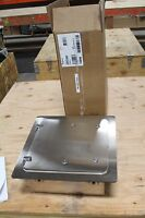 New In Box, Hoffman AFM12126SS Flush Mount Hinged Enclosure STAINLESS