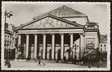 AX1200 Belgium 1948 - Brussels Theatre of the Monnaie - Cartolina - Postcard