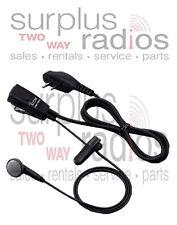 Icom Headset HM-166LA OEM PTT F3001 F4001 F4011 F3011 F1000 F2000 F3031S F4031S