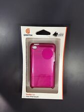 Griffin iPod Touch Outfit Ice Pink Case with Micro Stand Ships from U.S.