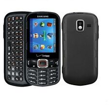 Samsung SCH U485 Intensity III  - Black (Verizon) Phone Page Plus Straight Talk