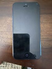 Apple iPhone 5 - 32GB - Black