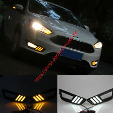 Direct Fit FORD FOCUS 2015 2016LED High Power Daytime Running Lights Assembly