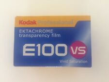 3x Kodak Ektachrome E100VS - 135 36exp. - Expired
