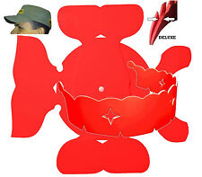 Stylish Wrap-Around and Military Hat or Caps Crown Shaper, Hat Liner (1Pk.-2Pc.)