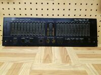 ADC STEREO EQUALIZER MODEL TWO IC FACE PLATE